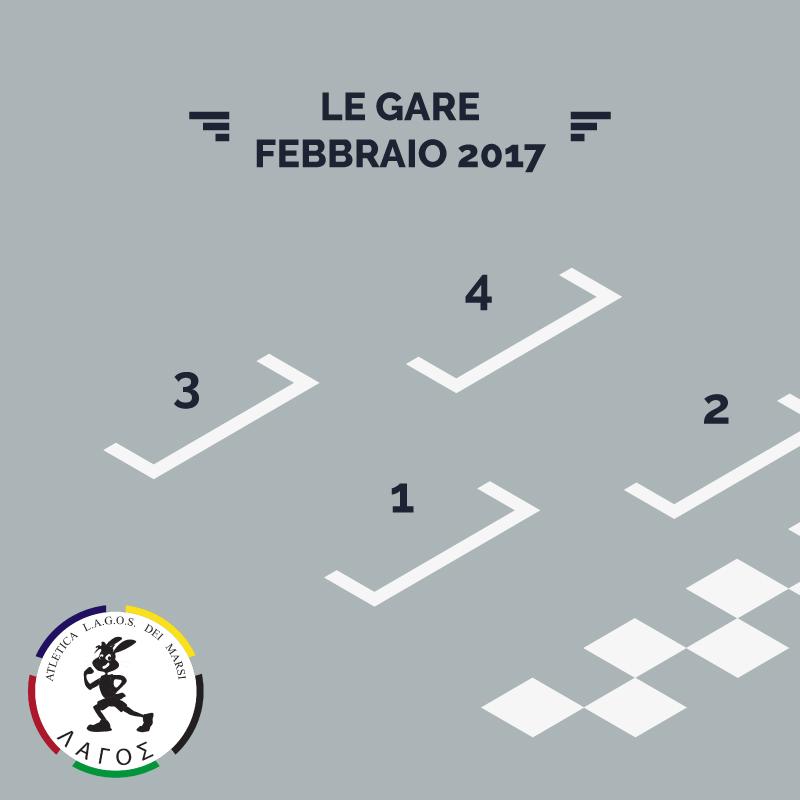 lagos febbraio 2017 - gare