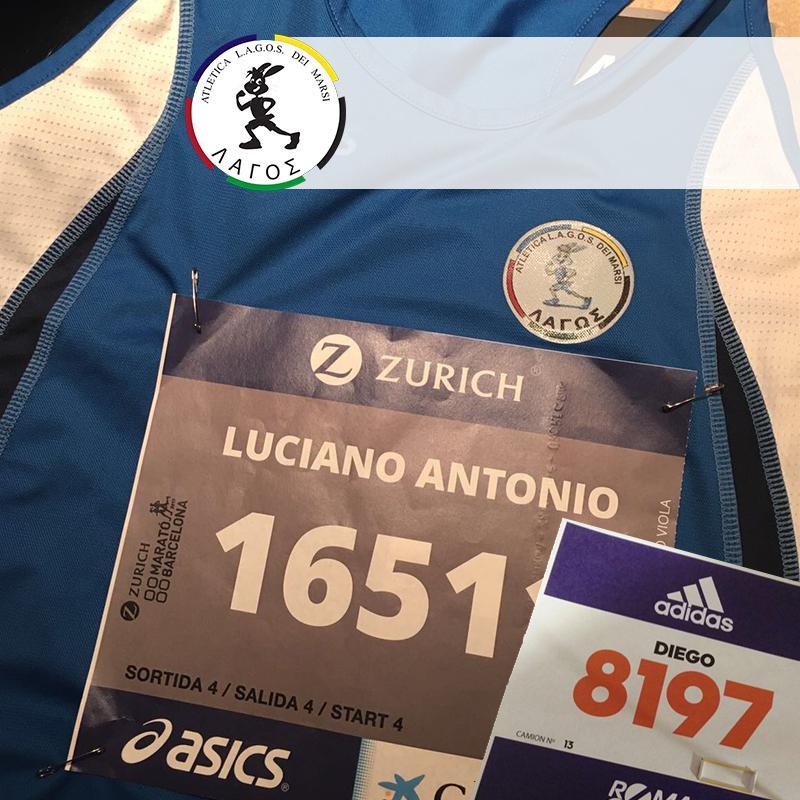 Roma-Ostia-Maratona-Barcellona